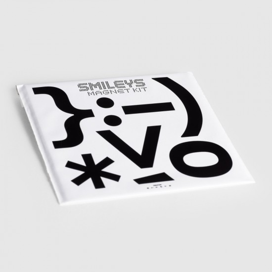 SMILEYS MAGNET KIT