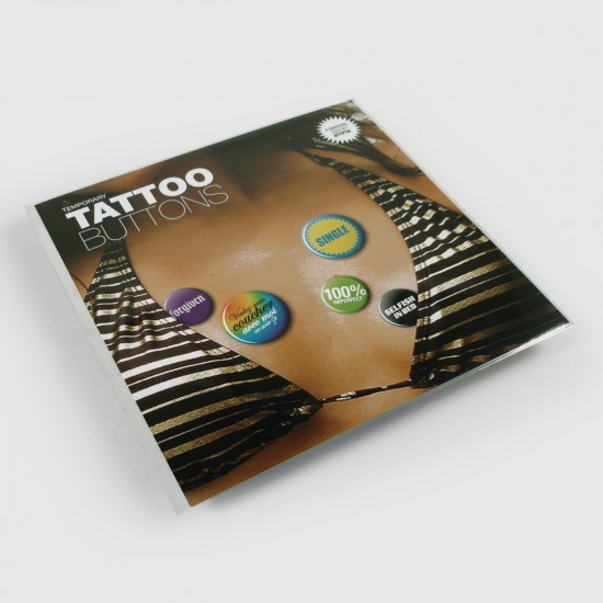 TATOO BUTTONS