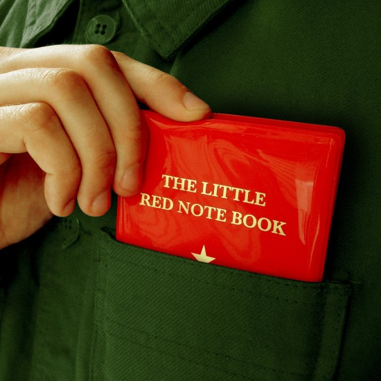 LITTLE RED NOTE BOOK