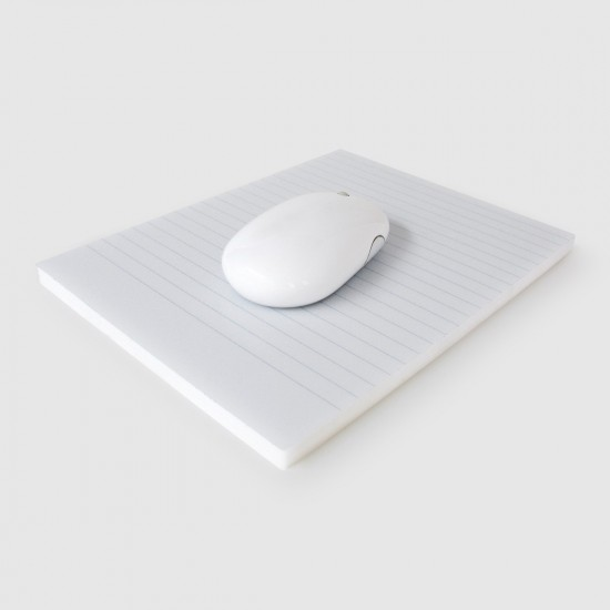 MOUSE NOTE PAD