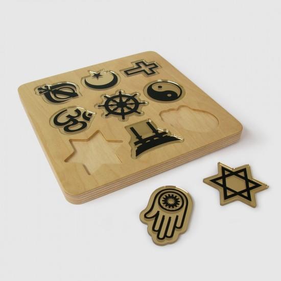 RELIGIONS PUZZLE