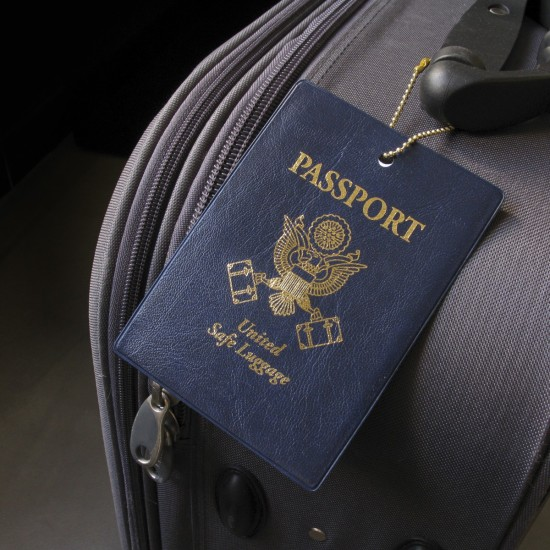PASSPORT TAG