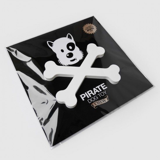 PIRATE DOG TOY